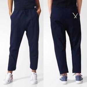 Adidas XBYO Legend Ink Blue Sweat Pants